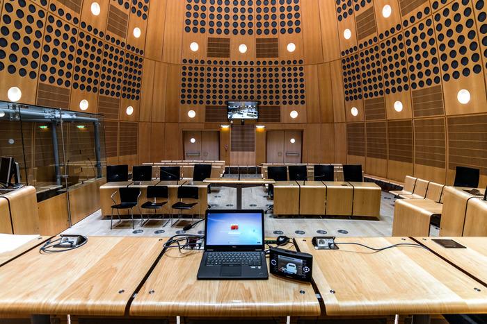 Journées du patrimoine 2018 - Reconstitutions d'audiences au tribunal de grande instance