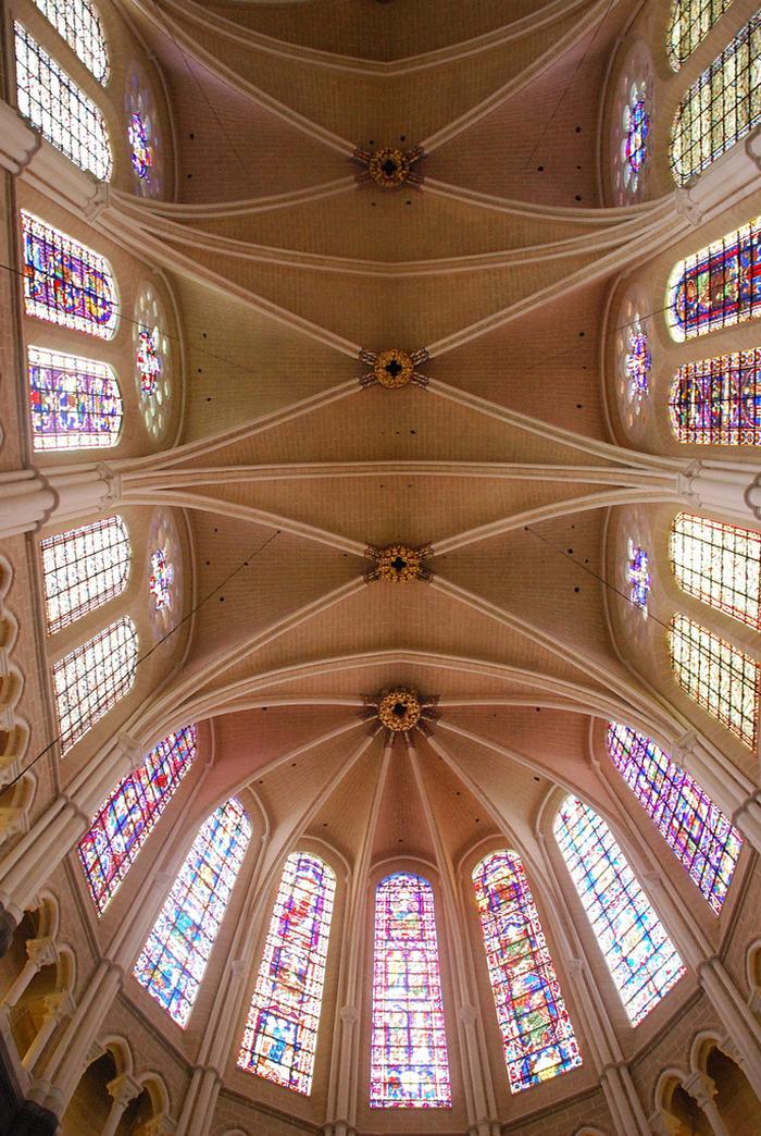Journées du patrimoine 2018 - Redécouvrir une cathédrale de lumière