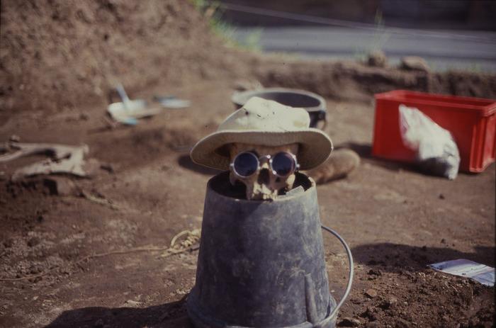 Journées du patrimoine 2018 - Regards sur 250 ans de travaux archéologiques