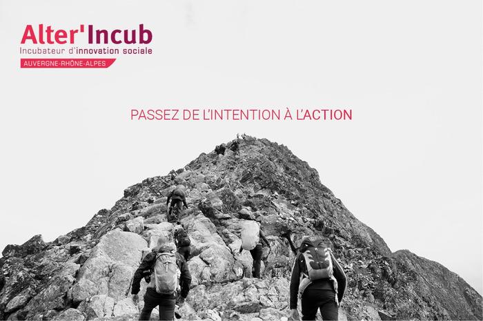 Rejoignez Alter'Incub : l'incubateur d'innovation sociale