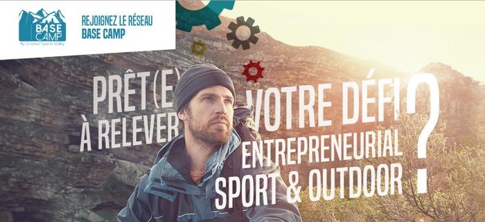 Rejoignez Annecy Base Camp, le premier incubateur européen du sport, de l'outdoor et de l'aménagement en montagne