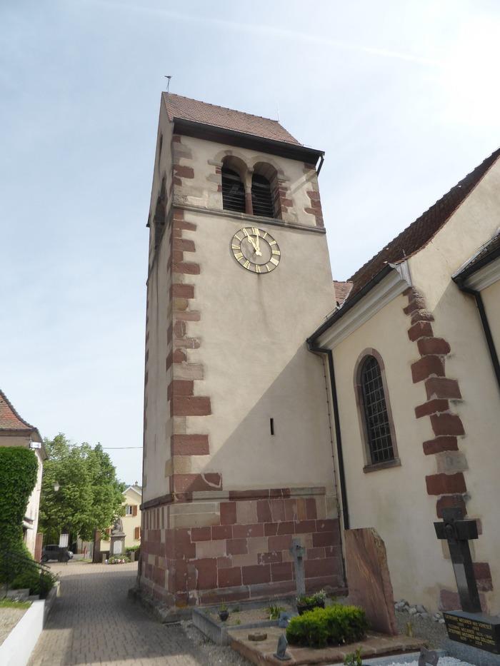 Journées du patrimoine 2018 - Religieux et Religieuses de Wintzfelden