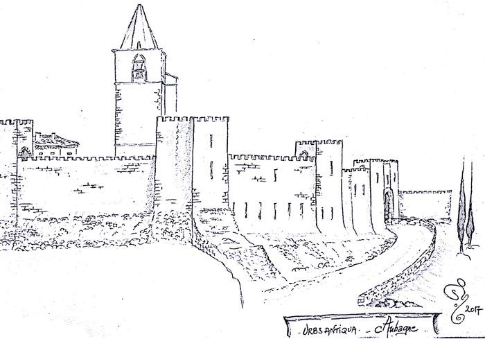 Journées du patrimoine 2018 - Renaissance du château et des remparts d'Aubagne