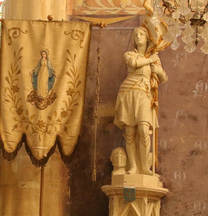 Journées du patrimoine 2018 - Rencontre autour d'une statuaire