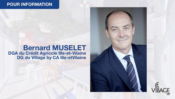 Rencontre avec Bernard MUSELET