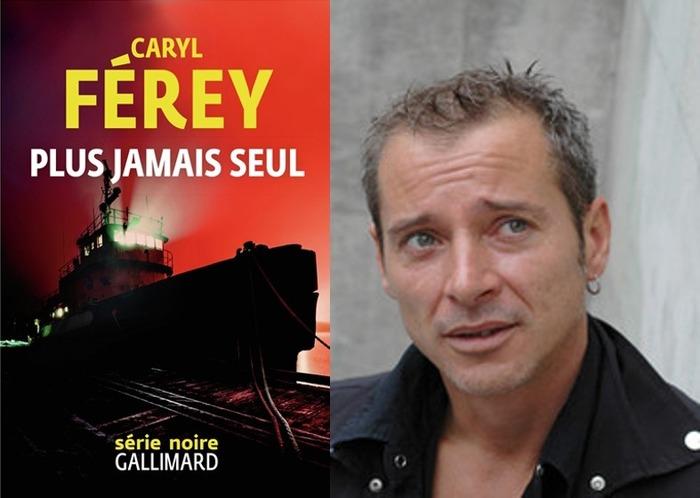 Rencontre avec Caryl Ferey à la librairie Les mots et les choses pour Plus jamais seul