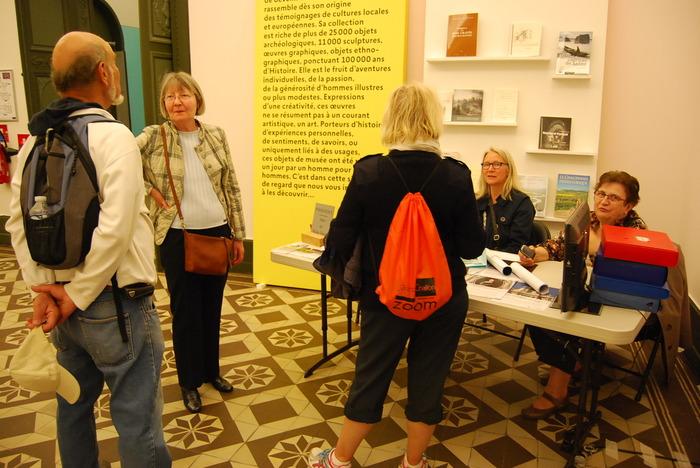 Journées du patrimoine 2018 - Rencontre avec la Société des Amis du musée Denon