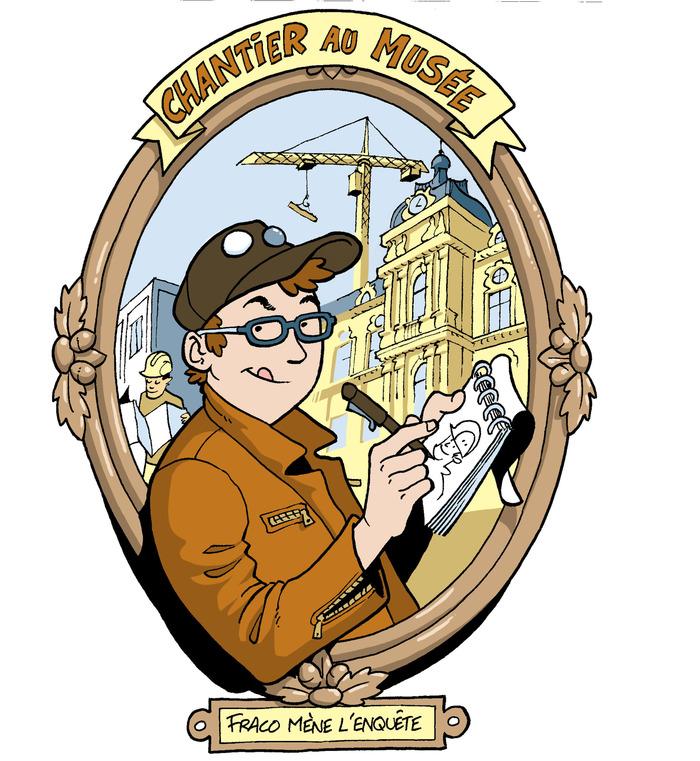 Journées du patrimoine 2018 - Rencontre avec le dessinateur Fraco