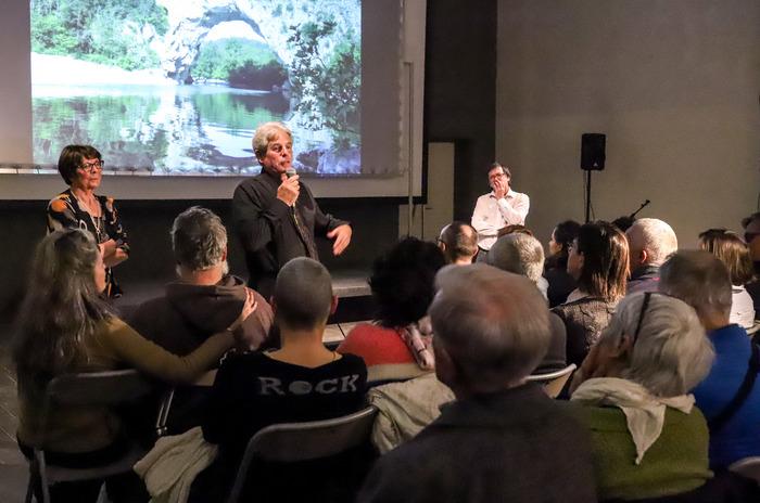 Journées du patrimoine 2018 - Rencontre avec le service de conservation et les inventeurs de la grotte Chauvet.
