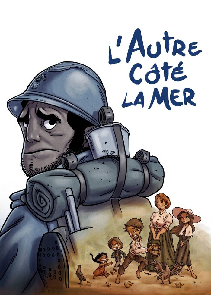 Journées du patrimoine 2018 - Rencontre avec les auteurs de la bande dessinée