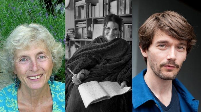 Journées du patrimoine 2018 - Rencontre avec les auteurs en résidence à la Villa départementale Marguerite Yourcenar : Nina Kéhayan, Irina Teodorescu et Antoine Mouton