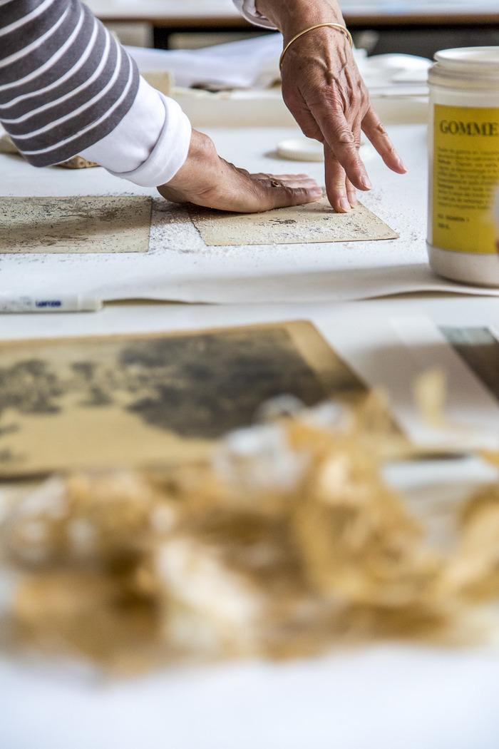 Journées du patrimoine 2018 - Rencontre avec un restaurateur du CHRD.
