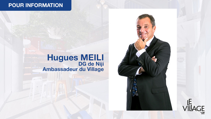 Rencontre entre Hugues Meili & Neature