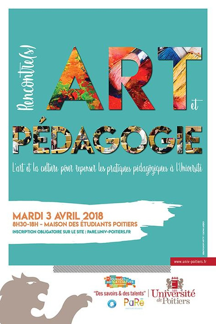 Rencontre(s) de l'art et de la pédagogie