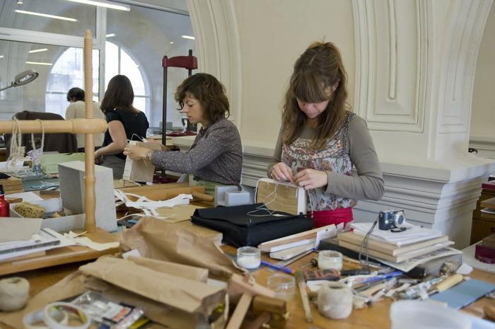 Journées du patrimoine 2018 - Rencontres avec les ateliers de restauration, reliure et photographies à Paris