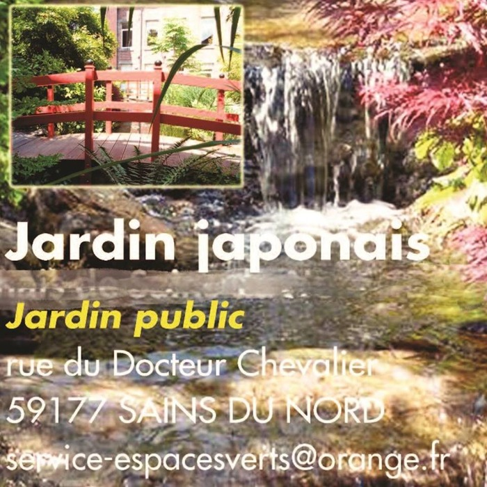 Rendez Vous Au Jardin Visite Decouverte Du Jardin Japonais De Sains