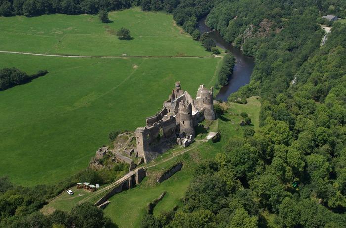 Journées du patrimoine 2018 - Réouverture de Château-Rocher