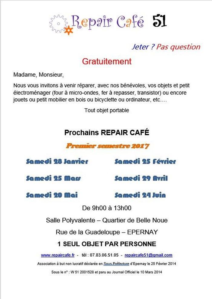 Repair Cafe 51