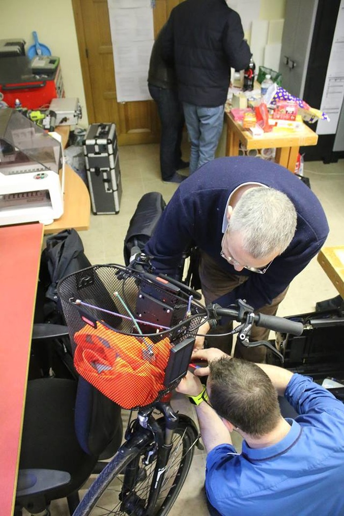 Repair Café au Radio-club F6KCI de Tours Nord
