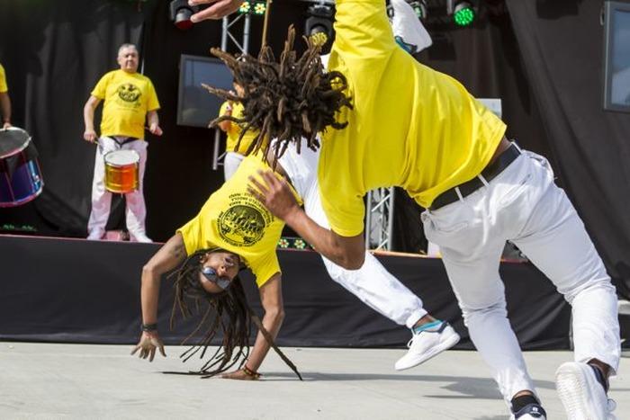Journées du patrimoine 2018 - Représentation et initiation à la capoeira