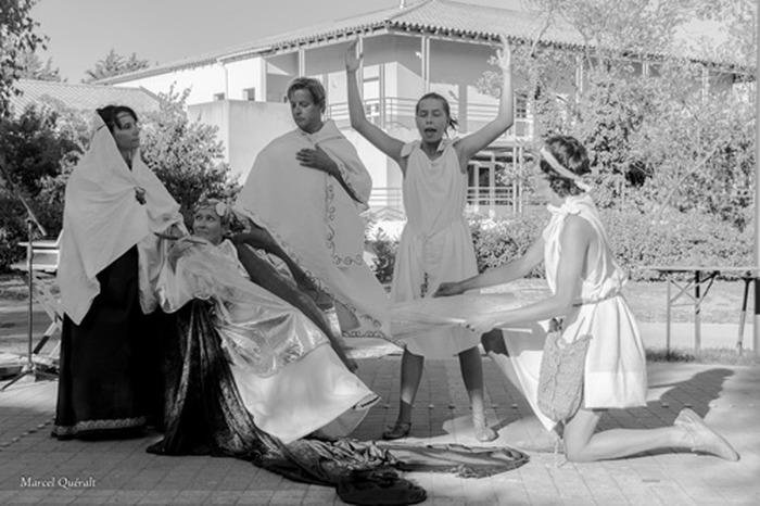 Journées du patrimoine 2018 - Représentation théâtrale