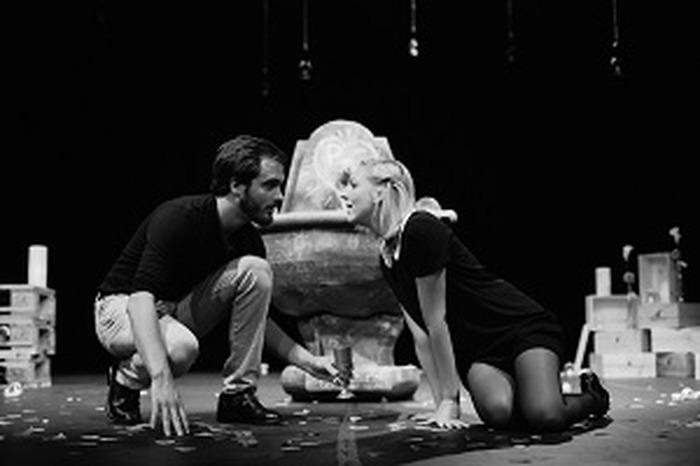 Journées du patrimoine 2018 - représentation théâtrale - On ne badine pas avec l'amour d'après Alfred de  Musset