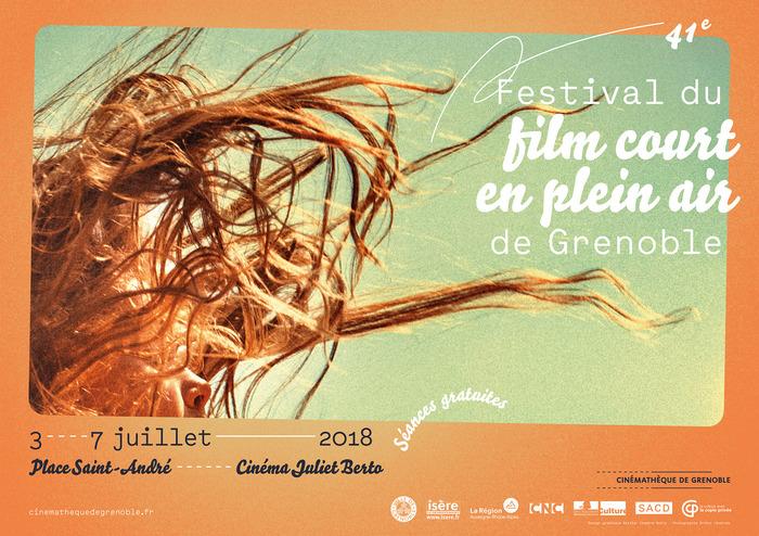 Journées du patrimoine 2018 - Reprise de la programmation jeune public du festival du film court en plein air de Grenoble.