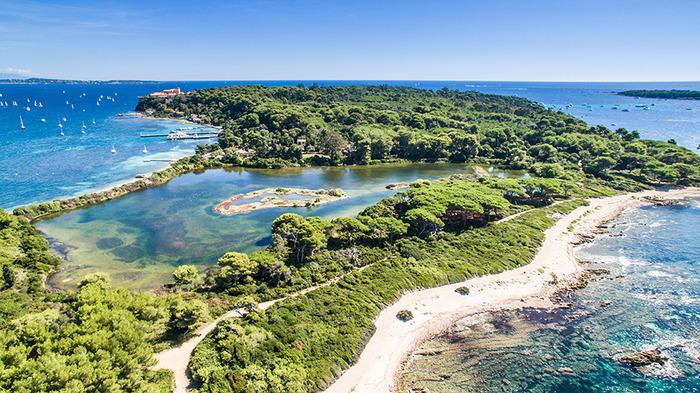 Journées du patrimoine 2018 - Réserve biologique domaniale de l'ile Sainte Marguerite