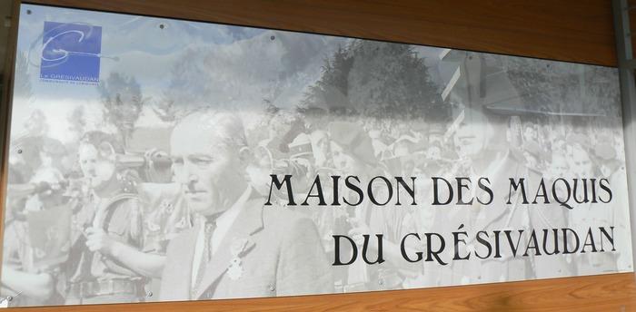 Journées du patrimoine 2017 - Résistance en Grésivaudan Maquis et Groupes Francs