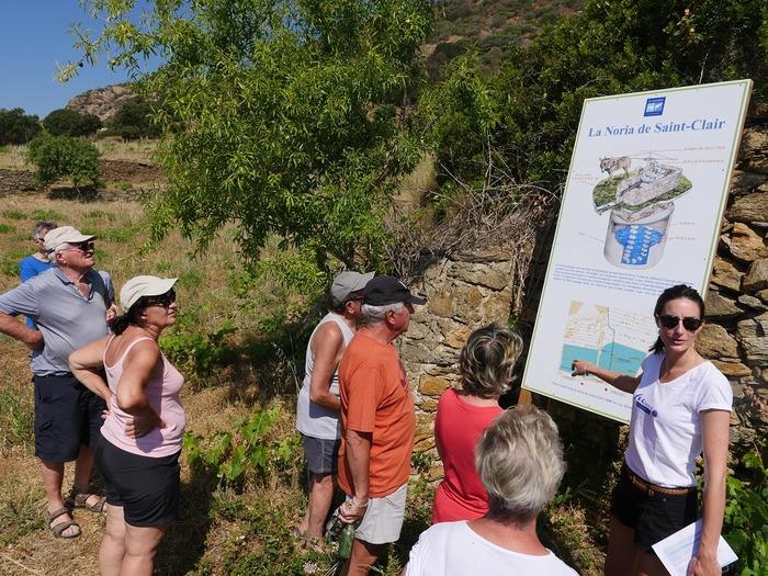 Journées du patrimoine 2018 - Restanques et Noria, Qu'es aco ?