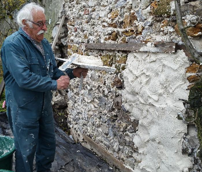 Journées du patrimoine 2018 - Restauration des murs à pêches et vente de vivaces pour vos jardins