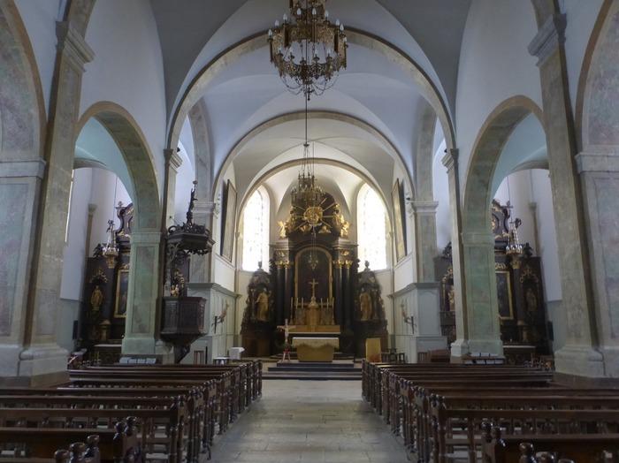 Journées du patrimoine 2018 - Restauration des retables de l'église de Nods