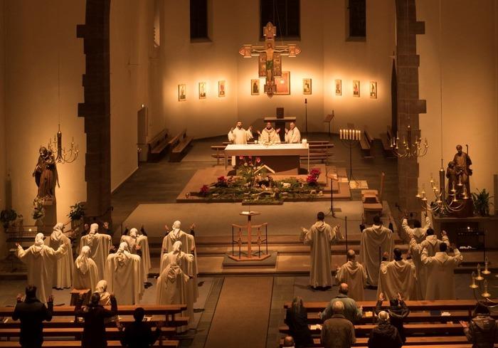 Retraite du nouvel an au Monastère