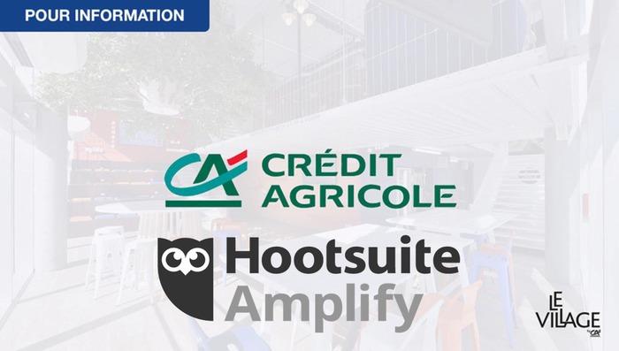 Réunion - Programme Hootsuite Amplify