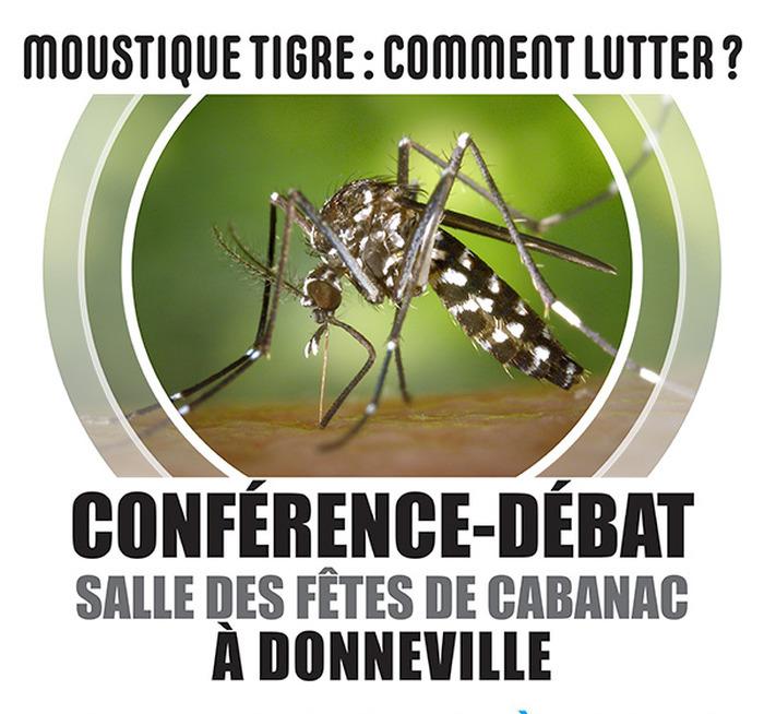 Réunion publique sur la lutte contre le moustique tigre
