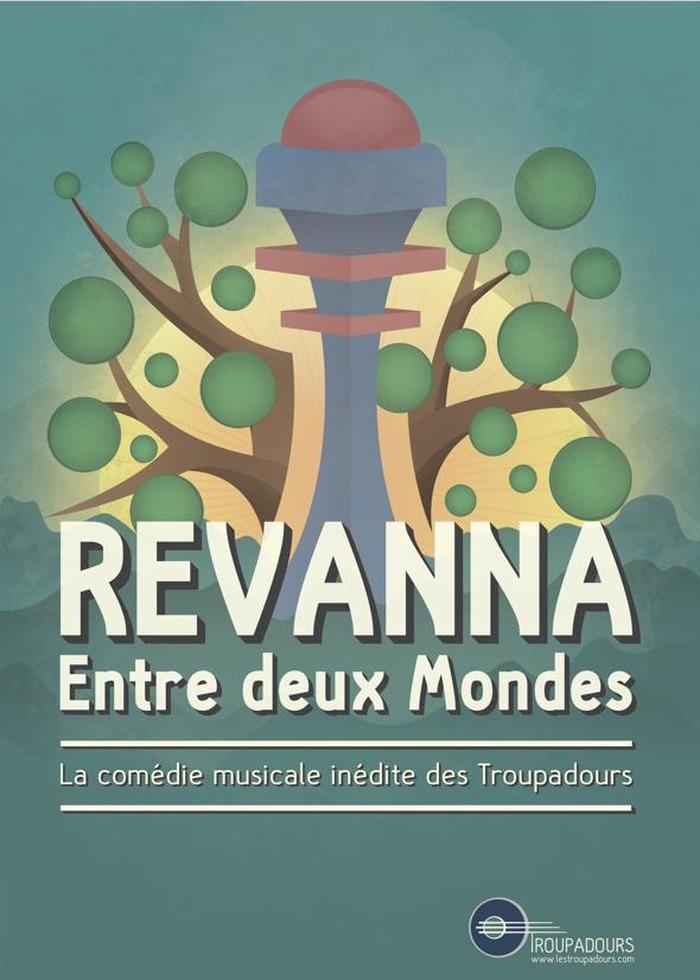 Revanna entre deux mondes au Théâtre de la Clarté