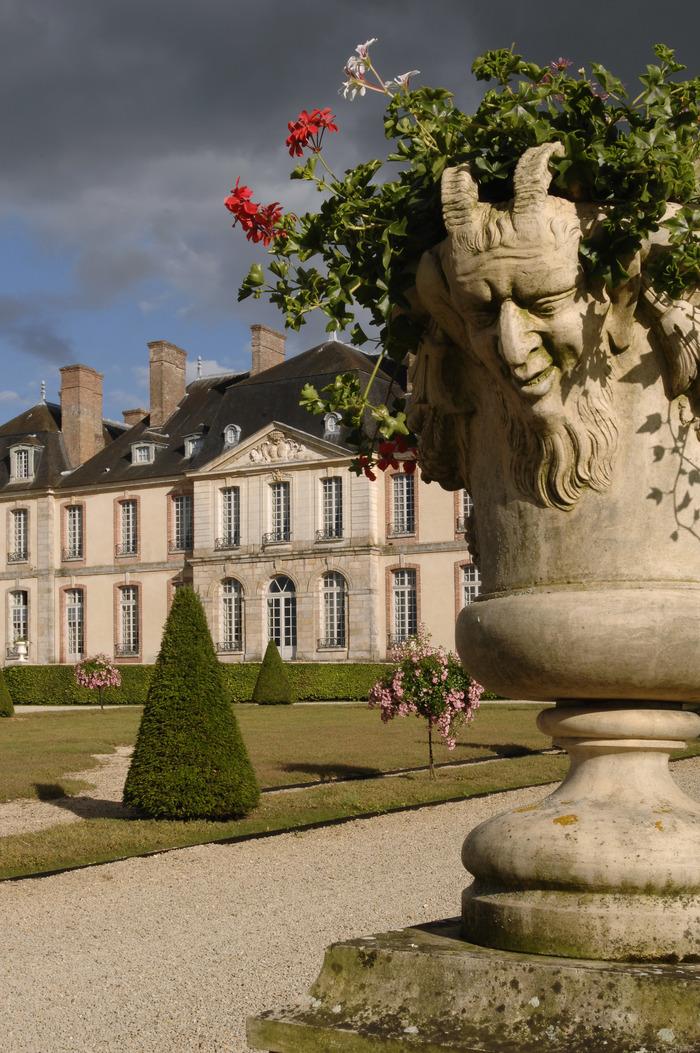 Crédits image : Château de La Motte-Tilly (libre de droit)