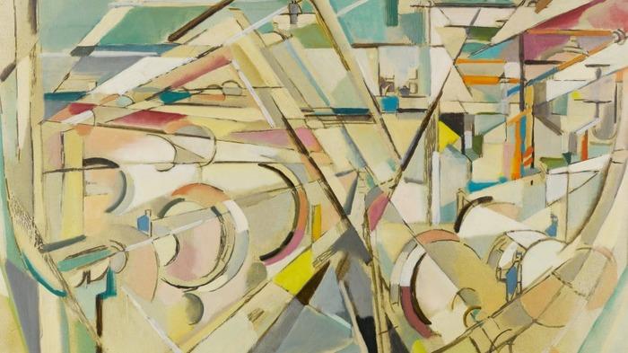 Reynold Arnould : accrochage dans les collections du musée des Beaux-Arts