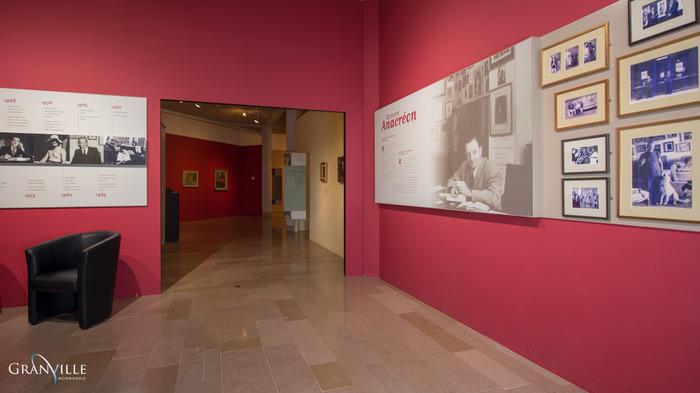 Journées du patrimoine 2018 - Visite libre du musée Richard Anacréon, une collection à découvrir