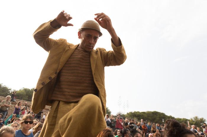 Journées du patrimoine 2018 - Rien à Dire, un spectacle de LEANDRE