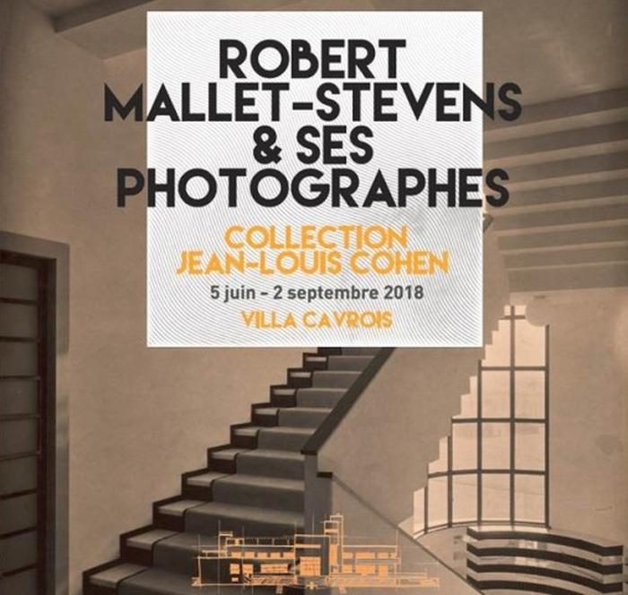 Robert Mallet-Stevens & ses photographes