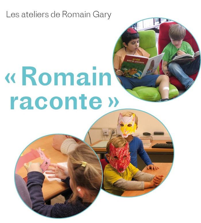 Romain Raconte -