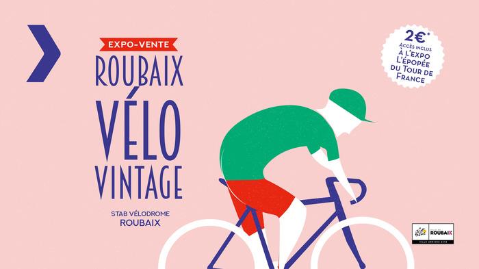 Roubaix vélo vintage