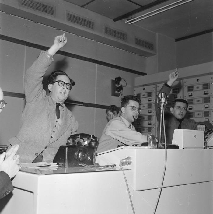 Le Temps des archives   -  Rue, pouvoir, manifestations : Mai 68 -