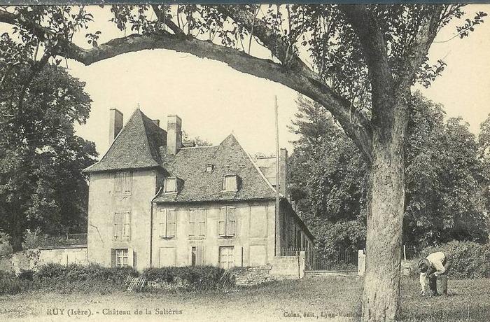 Journées du patrimoine 2017 - Ruy-Montceau d'hier à aujourd'hui