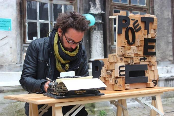 Journées du patrimoine 2018 - Rencontre - Spectacle : « S'il te plait dessine moi un poème  S'il te plait chante moi une peinture... » - Ben Herbert Larue, Poète de rue