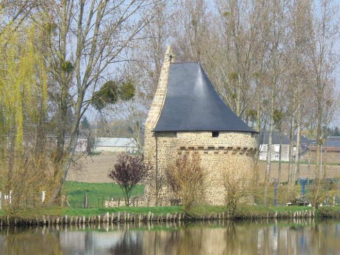Journées du patrimoine 2017 - Visite libre de la chapelle Notre-Dame de Pitié