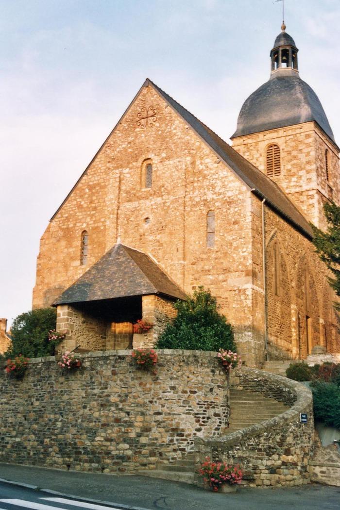 Crédits image : @Eglise Saint-Martin de Sacey