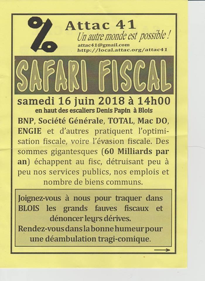 safari fiscale