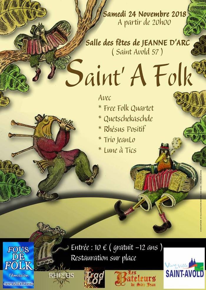 Saint'A Folk